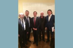 Министру культуры представили проекты развития Александрова, Киржача, Коврова